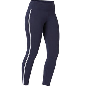 Leggings 7/8 510 Slim Gym & Pilates Damen blau