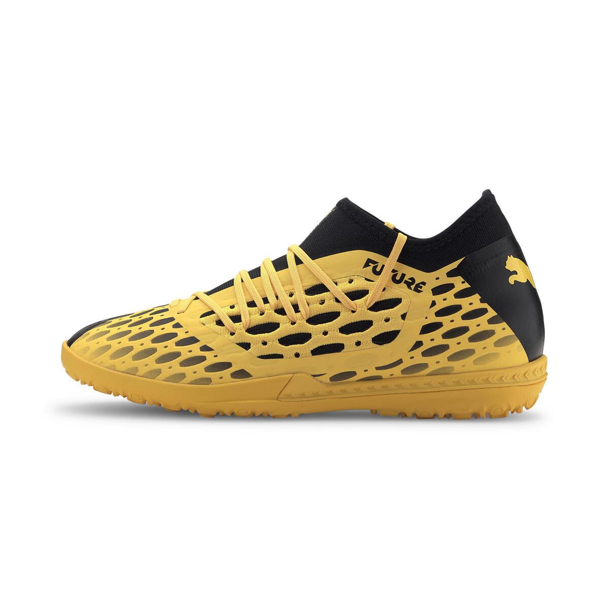 Bild 2 von Fußballschuhe Multinocken Future 5.3 HG Erwachsene gelb