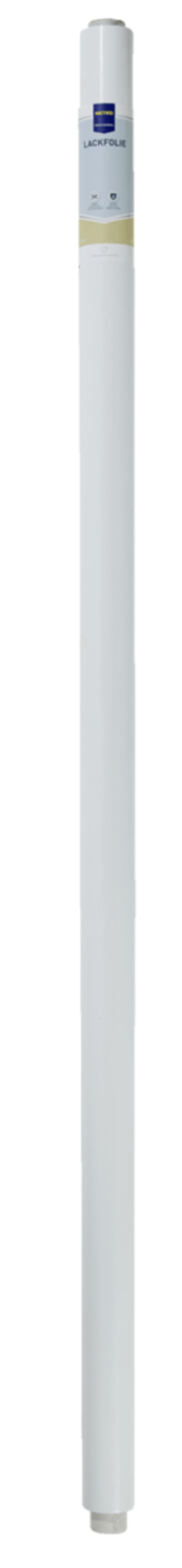 METRO Professional Lackfolie Uni Weiß