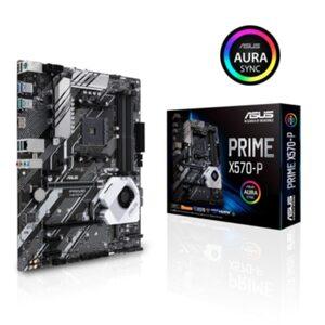 ASUS Prime X570-P ATX Mainboard Sockel AM4 HDMI/USB3.2 /M.2