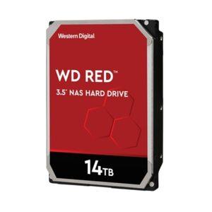 WD Red WD140EFFX - 14 TB 5400 rpm 512 MB 3,5 Zoll SATA 6 Gbit/s