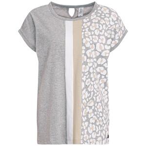 Damen T-Shirt mit kleinem Cut-Out