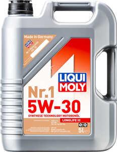 LIQUI MOLY  Motorenöl Nr. 1 »5W-30« Longlife III