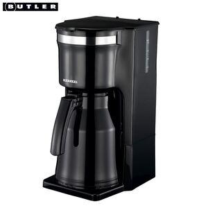Butler Kaffeemaschine mit Thermoskanne 1L Schwarz