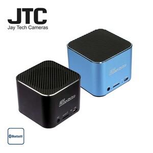 Bluetooth®-Lautsprecher Mini Bass Cube SA101BT • Aux-/Mini-USB-Anschluss, microSD-Kartenslot • integr. Akku