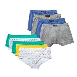 Damen- oder Herren-Unterwäsche versch. Modelle und Größen, 4/5er-Pack je