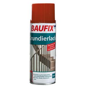 Baufix Grundierlack - Rotbraun