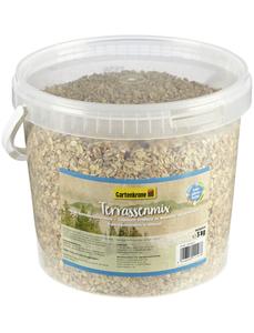 Vogelfutter »Terrassenmix«, Getreide, 3 kg