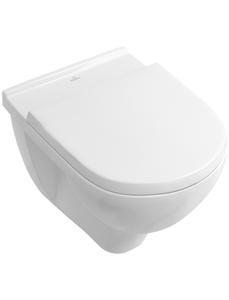 Wand-WC »O.NOVO«, inkl. WC-Sitz mit Absenkautomatik