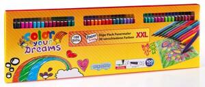 Paper Scrip Giga-Pack Fasenmaler XXL - 100 tlg.