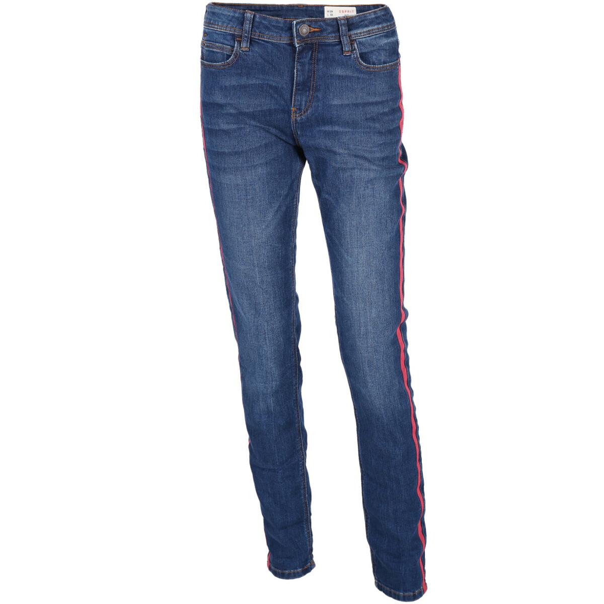 Bild 1 von Damen Jeans mit Galonstreifen