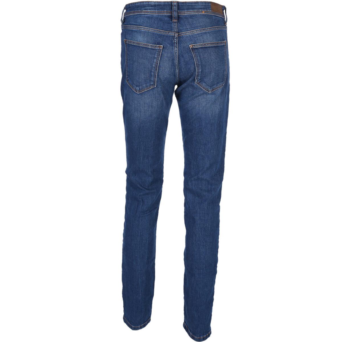Bild 2 von Damen Jeans mit Galonstreifen