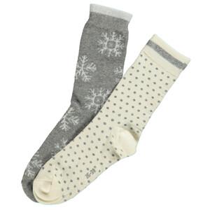 Damen Socken im 2er Pack