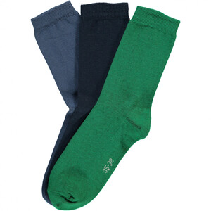 Damen Socken3er Pack