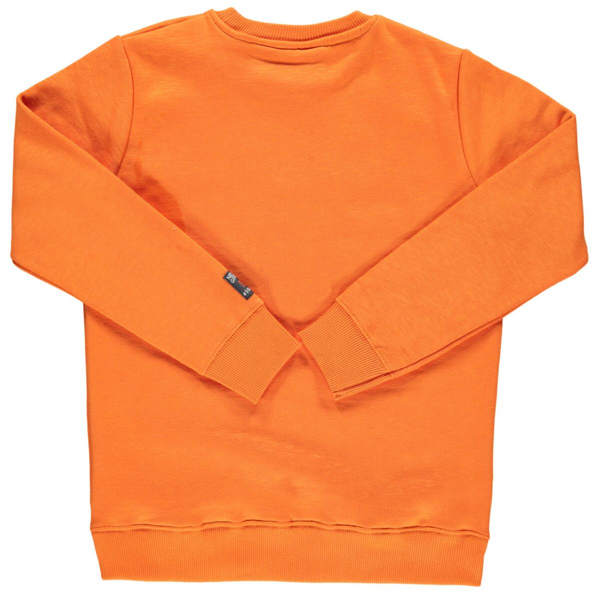 Bild 2 von Jungen Sweatshirt mit Frontprint