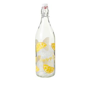 Bügelflasche Limone 1 Liter