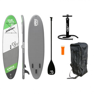 SUP Board-Stand-Up-Paddleset RAIDER