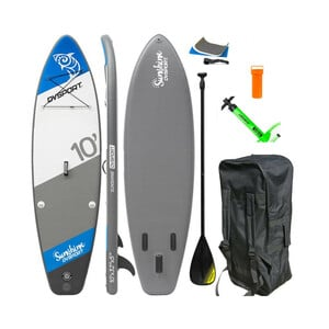 SUP Board Stand-UP-Paddleset SUNSHINE