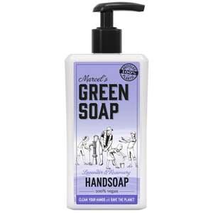 Marcel's Green Soap Handseife Lavendel & Rosmarin