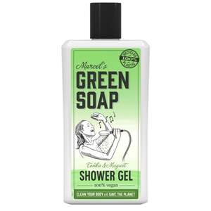 Marcel's Green Soap Duschgel Tonka & Muguet