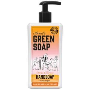 Marcel's Green Soap Handseife Orange & Jasmin