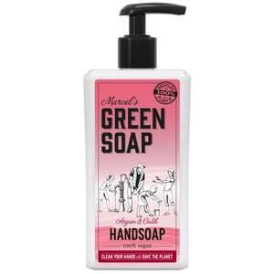Marcel's Green Soap Handseife Argan & Oudh