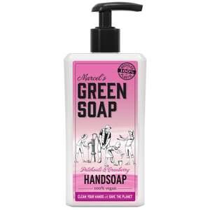 Marcel's Green Soap Handseife Patschuli & Cranberry