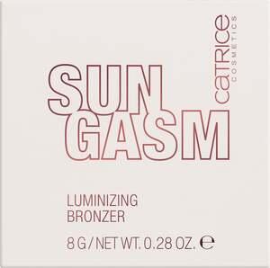 Catrice SUNGASM Luminizing Bronzer C01