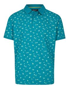 Bexleys man - Polo-Shirt mit Druck