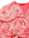 Bild 4 von s. Oliver - Crepe-Kleid mit Volants und Farndruck