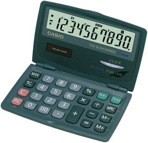 Casio SL 210TE Taschenrechner