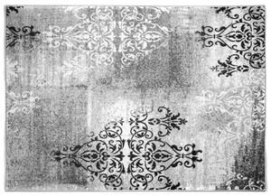 "Bella Casa XXL-Teppich ""Shiraz"" - Ornament Grau"