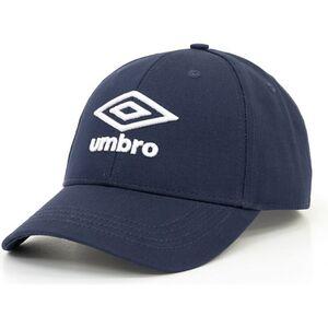 Umbro Cap, 3D - navy/weiß