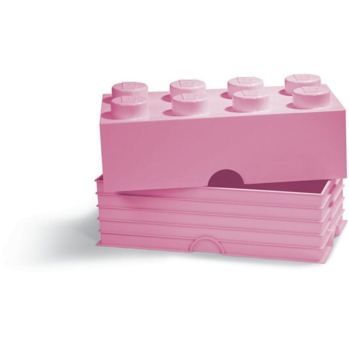 Bild 1 von Lego Storage Brick Aufbewahrungsbox, lila