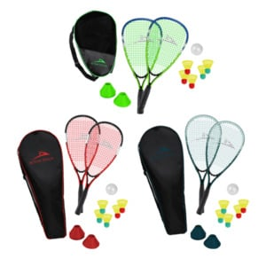 ACTIVE TOUCH  	   Turbo Badminton Set