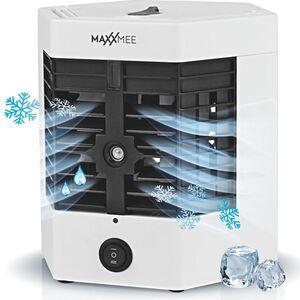 MAXXMEE Luftkühler mit Befeuchtung 4W weiß