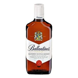 Ballantines Finest Blended Scotch Whisky 40,0 % vol 0,7 Liter
