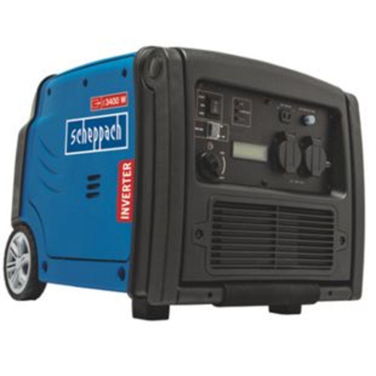 Bild 2 von Scheppach SG3400i Inverter-Stromerzeuger