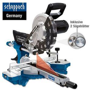 Scheppach HM254 Kapp-Zusäge