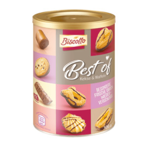 BISCOTTO     Best of Kekse & Waffeln