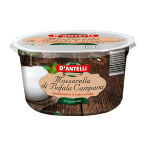 D'ANTELLI     Mozzarella di Bufala Campana