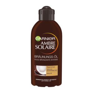 Garnier Ambre Solaire Bräunungs-Öl
