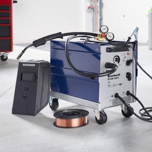 Schutzgas-Schweißgerät Einhell BT-GW 190 D