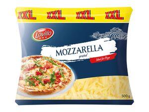 Mozzarella, gerieben XXL-Packung