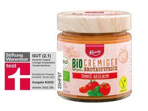 Vegane Bio-Brotaufstriche
