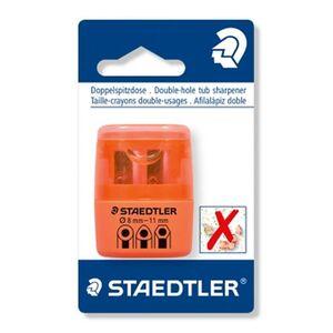 Staedtler Schulmaterialien - Dosenspitzer neon orange