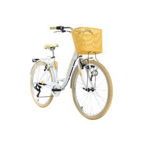 KS Cycling Cityrad 6-Gänge Cantaloupe 26 Zoll für Damen