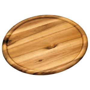 Kesper Pizzateller aus FSC-zertifiziertem Akazienholz
