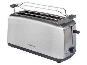 Kenwood Toaster, mit Doppel-Langschlitz, Zentriersystem, abnehmbare Krümelschale