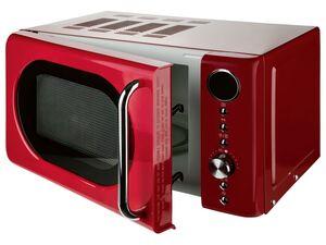 SILVERCREST® Mikrowelle »Candy SMWC A3«, 17 l Garraumvolumen, 14 Leistungsstufen, 1200 Watt